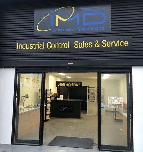 IMD Tech Shopfront